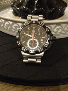 Tag Heuer formula 1 big chrono full set 2011