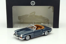 Norev - Scale 1/18 - Mercedes-Benz 190 SL W121 (1955-1963)