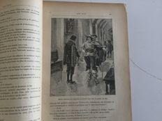 A. Sirven and A. Siegel - Ruy Blas. Historical novel from the famous drama by Victor Hugo - no date (around 1883)