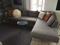 Alberta italia – corner sofa, model Luna from