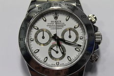 Rolex - Oyster Perpetual Cosmograph Daytona, Ref. 116520, unisex, 2008s.