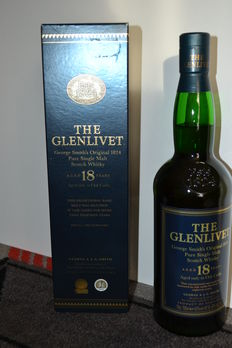 Glenlivet 18 years old (older bottling)