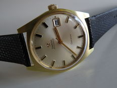 Omega geneve automatic vintage men's wristwatch 1968