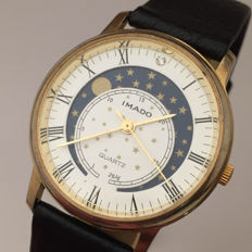 Imado moonphase - Wristwatch - 1980s