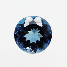 London blue topazes - 6.71 ct