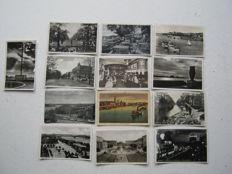 Germany; 85 x city and country-views from the early 1900 's onward