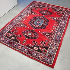 Beautiful Wiss/Viss Persian rug - 155x112 - NO RESERVE
