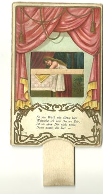 Dites-le avec des fleurs. Lot of 102 old cards, system, embossed and various (1903-1917)