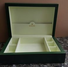 Rolex Box New Style Big Size , Wave Crown Collection Inner,  nr. 39143.64