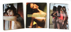 Photography; 3 photo books by Marc Baptiste,  Stephen Hicks & Uwe Ommer - 2007/2011