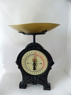 EKS - Old kitchen scale - Art Deco style