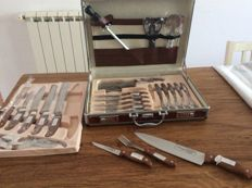 knife set, 24 pcs
