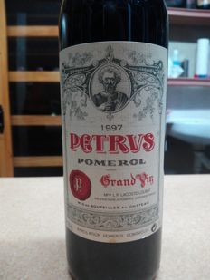 1997 Petrus,  Pomerol - 1 bottle