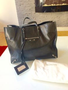 Balenciaga - A4 Paper shopping bag