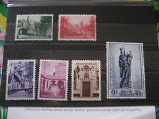 Belgium - Selection of stamps between COB 325 and 951
