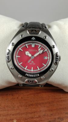 Citizen Promaster WR 100 – Men's Timepiece