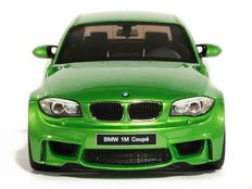 GT-Spirit - Scale 1/18 - BMW 1M Coupe (E82) - Mamba Green Metallic