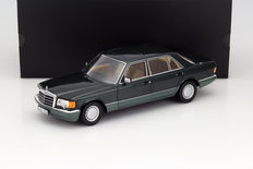 Norev - Scale 1/18 - Mercedes-Benz 560 SEL W126 (1985-1991)