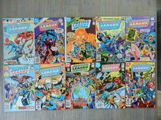 Justice League of America Volume 1 - 27x sc - (1976 / 1984)