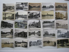The Netherlands - province of South Holland - 65 cards - 1900-1960