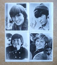 The Monkees - Lot of 12 Press Photographs (Raybert Productions Inc. 1967)