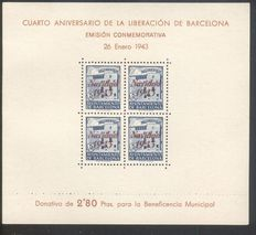 Spain 1929-1950 Small Collection
