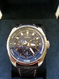 Festina Multifunction – Men's wristwatch