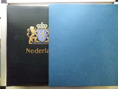 The Netherlands 1964/2000 - Collection blocks and sheetlets in Davo album with coffer and year packs