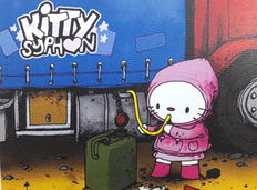 Dran - Kitty Syphon