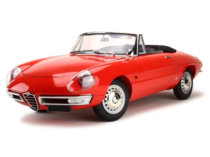 Whitebox Scale Alfa Romeo Spider Duetto Catawiki - Alfa romeo spider new model