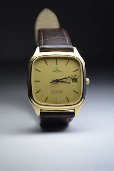 .Omega Seamaster – Men's watch – around 1970