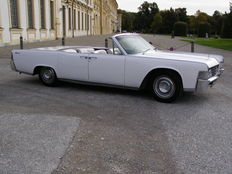 Lincoln - Continental Sedan decappottabile - 1965
