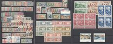 France Mauritanie 1913/1940 - Stamps collection