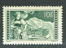 Switzerland - stamps and covers. Especially Air Mail stamps, Aviation, KLM covers, Pro Juventute