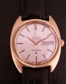Omega constellation Automatic Chronometer – Steel and gold -  Calibre 761. 1968 men's watch.