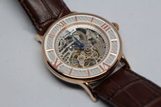 Thomas Earnshaw Darwin skeleton -- Men's wristwatch -- 2017