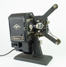Agfa Movector 8 - regular8 projector, made in Germany 1938 - 1944