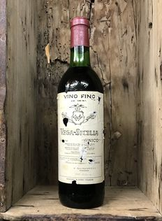 1948 Vega Sicilia Unico- (N - 10956) - 1 Bottle