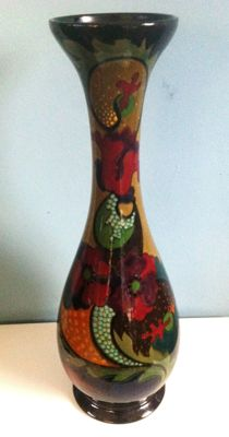 Plateel pottery Zuid-Holland - Vase.