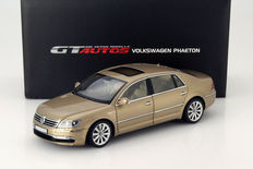 Welly GT Autos - Scale 1/18 - Volkswagen Phaeton