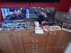 Grote collectie Lucky Strike - Barclay - North State en TT Assen reclame/promotie items, vele collectibles