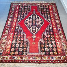 Beautiful unique Meslagan Persian rug - 183 x 133 - special rug - NO RESERVE