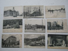 The Netherlands - province of South Holland - 63 cards - 1900-1960