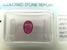 Ruby – 0,53 ct