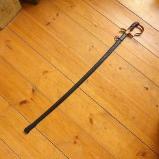 German officers Sabre for a Wehrmachtsofficier-created by Alcoso - Solingen - Ww2
