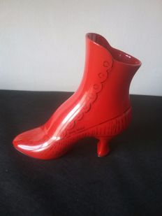 Rosenthal-Christmas Boot Andy Warhol
