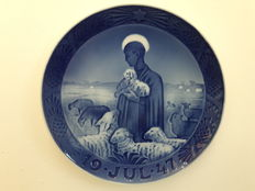 Royal Copenhagen - Christmas plate 1947