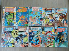 Justice League of America Vol.1 # 230-261 + 3 Annuals - 35x sc - (1984 / 1987)
