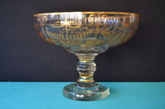 Coupe in gold decoration - France - 1900