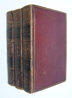 Henry Hallam - The Constitutional History Of England: From the accession of Henry VII to the death of George II - 3 volumes - 1832